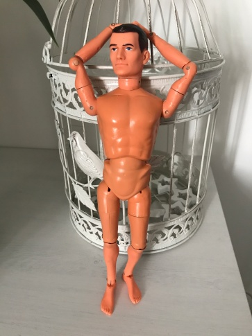 1960's Action Man Re-string - £25.00