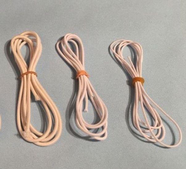 "Doll Stringing Hooks 1.6oz//50 Hooks Large Size BJD 24"" Dolls Repair Fix Make"